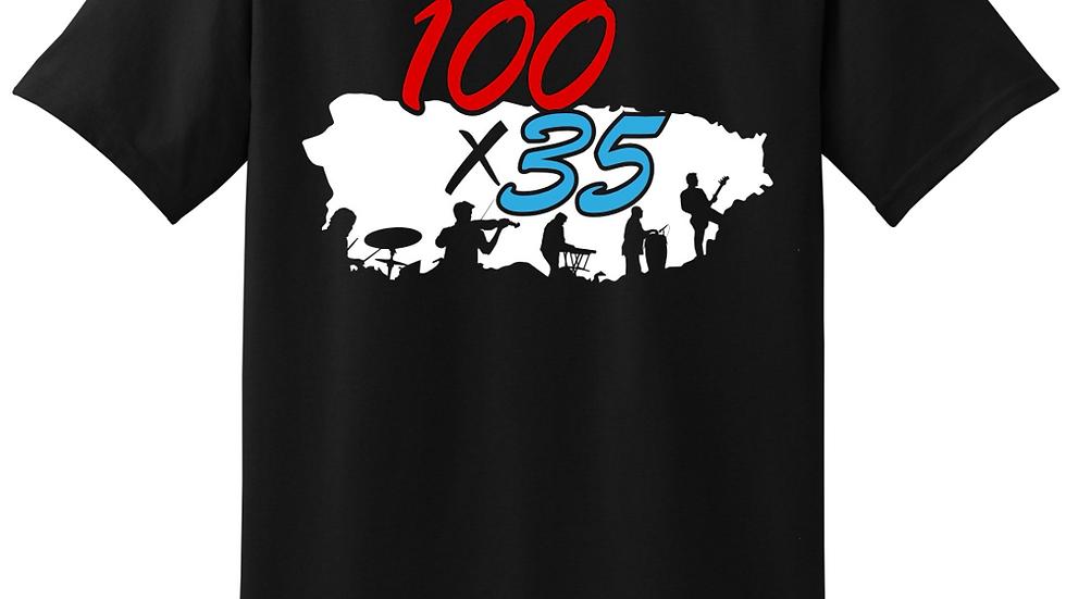 100x35 T-Shirt