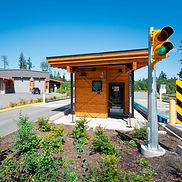 Peerless Road Toll Booth