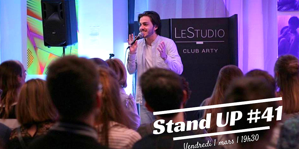 Start-up Comedy Club #41 (Post Best-of)