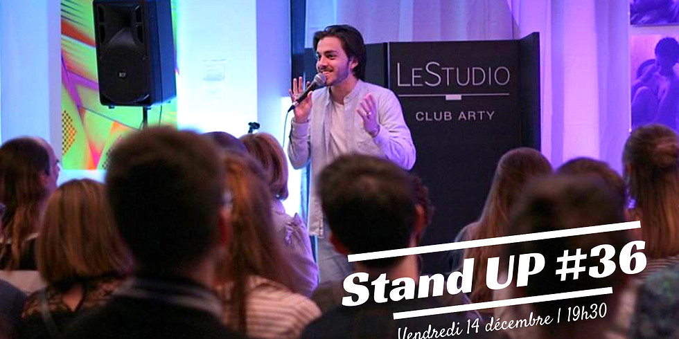 Start Up Comedy Club #36 (Spécial Noël!)