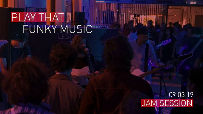Jam session   Play that funky music
