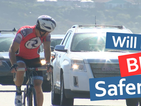 New safety measures aimed at encouraging some Encinitas residents to ditch their cars for bikes