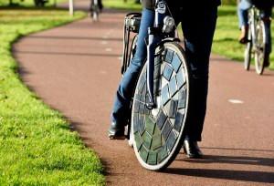 Dutch Nano Solar Technology Targets a 'Chargeless' Electric Bike