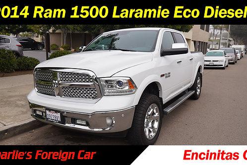Dodge Ram 1500 Laramie (ECO DIESEL)