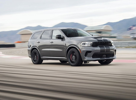 Yep, There's Officially a 710-HP Durango SRT Hellcat Now
