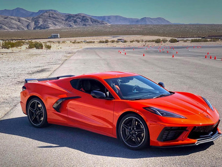 After strike delays, Chevrolet Corvette C8 roars to life