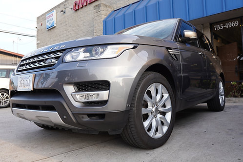 2014 Land Rover Range Rover Sport Supercharger