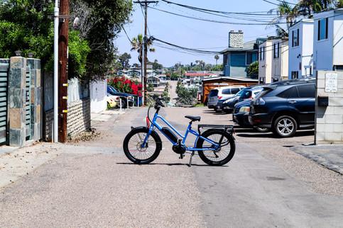 Charlie's Electric Bike