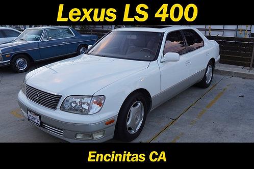 1998 Lexus LS 400