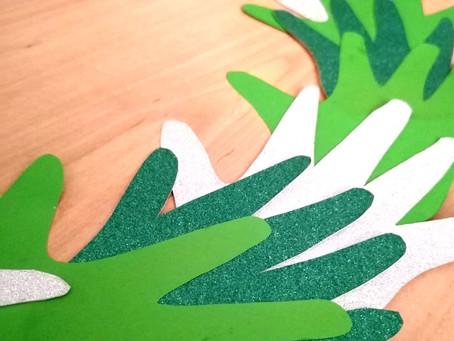 JOUR 2 - DIY décoration - Calendrier de l'avent des activités
