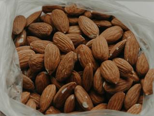 Home Made Almond Milk Recipe