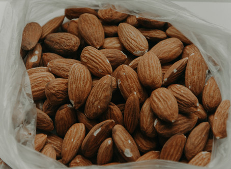 Home Made Almond Milk Recipe