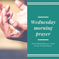 Green Hands National Day of Prayer Socia