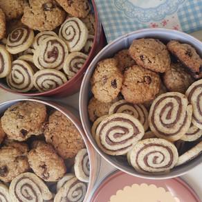 עוגיות גרנולה ממכרות