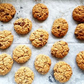 עוגיות שוקולד צ'יפס כוסמין