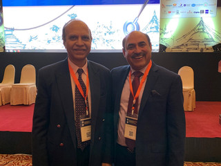 Dr Suneja Delivers Lecture in Kathmandu, Nepal at an International Conference on Heart Disease organ