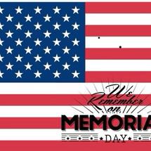 Happy Memorial Day!