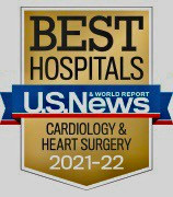 Best Hospitals by Specialty National Rankings nomination