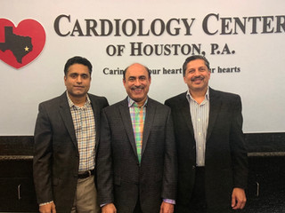 Living Magazine Readers Choice votes Cardiology Center as Top Cardiology Group In Katy/ Fulshear 5 y