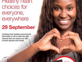 World Heart Day, September 29