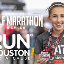 Reasons2Race | Randeep Suneja | Katy Half Marathon 5K 1K