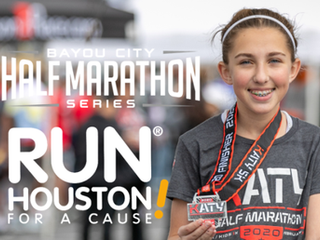 Reasons2Race | Randeep Suneja | Katy Half Marathon 5K 1K