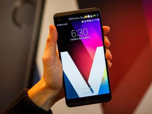 LG V20 AT&T Android 8.0 Oreo Güncellemesi Dağıtıldı
