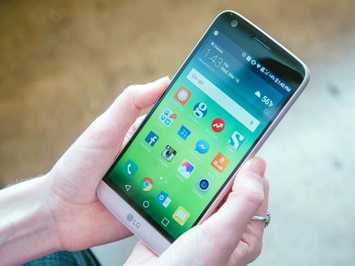 LG G5 Oreo Güncelleme Dağıtımı Güney Kore'de Başladı