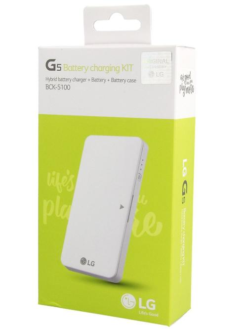 Lg G5 BCK-5100 Batarya Şarj Kiti