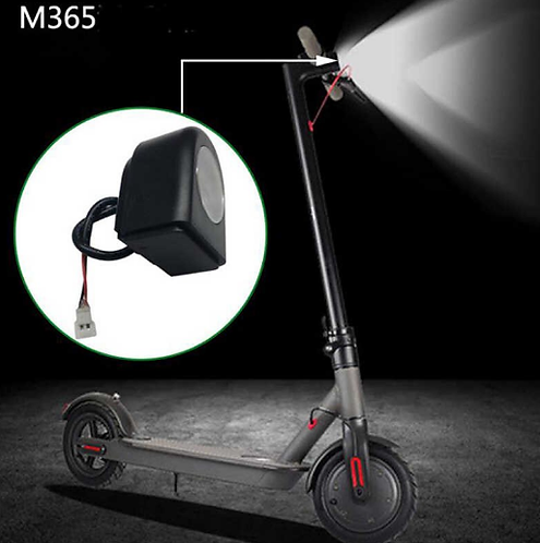 Xiaomi M365 - M365PRO Scooter far lambası Led ışık ön lamba