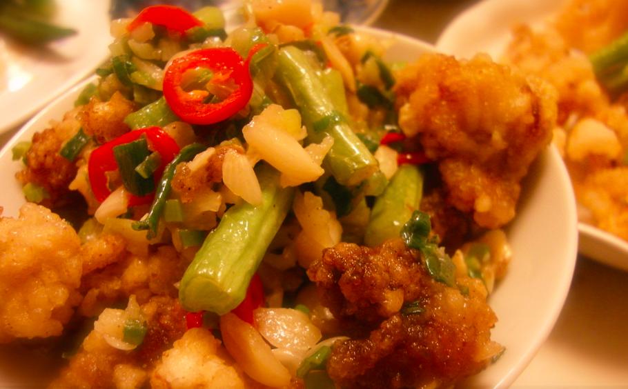 鹽酥魚片(台南。台北永林限定)