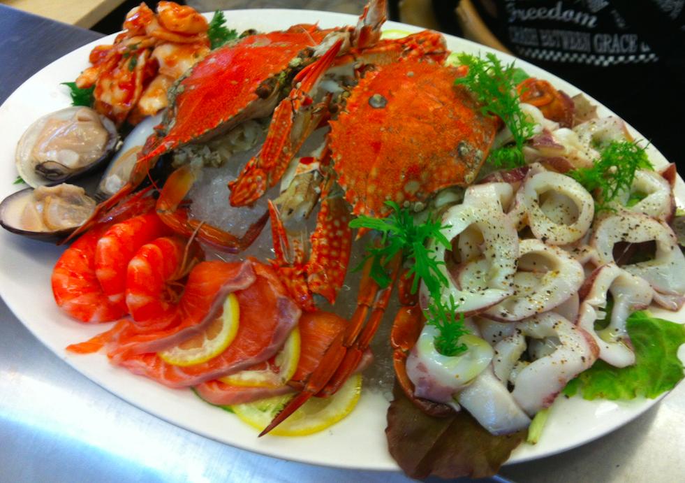 法式海鮮盅