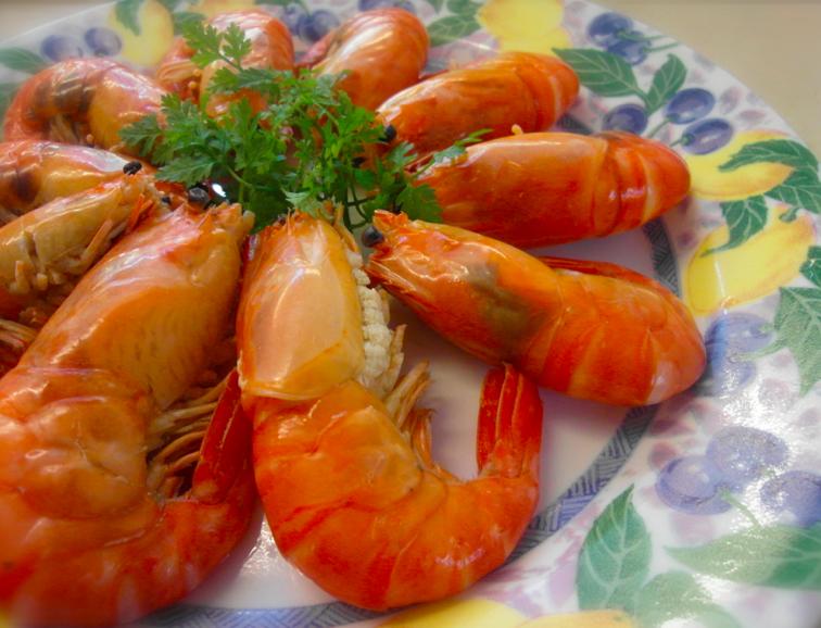 泰國蝦(台南永林限定)
