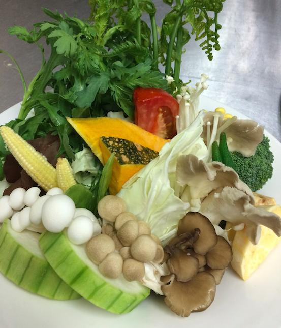 素食系列-素食小火鍋