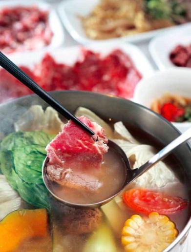 台灣牛肉火鍋