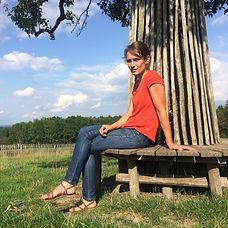 Jasmine Reinartz Guide Nature et permacultrice