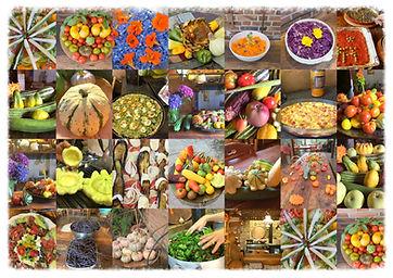 repas gouteux produit frais et sain