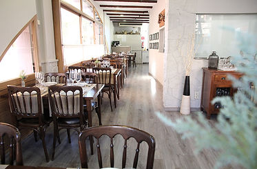 Restaurant en Begues Arrels