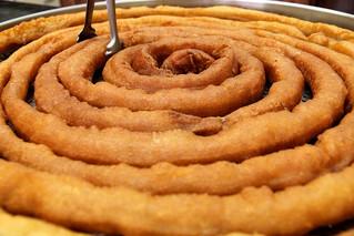 Los churros sin colesterol: una variedad de origen árabe que empezó a consumirse en Catalunya en el