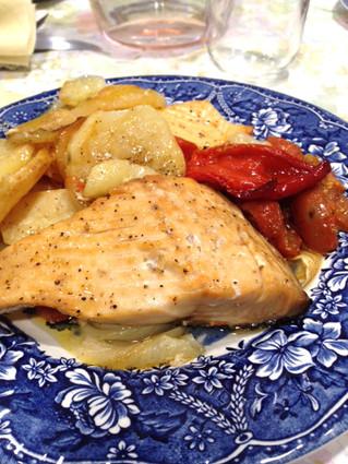 ¡Confirmado! Según un reciente estudio: el consumo de salmón combate la inflamación