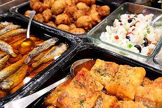 Pesca salada en Sant Boi