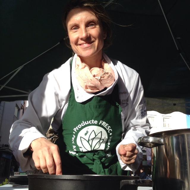 Cristina Roig, Carxofada Sant Boi