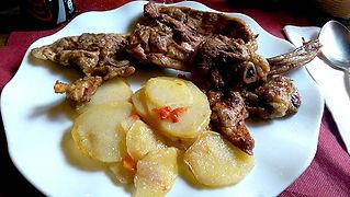 Comer en Vallirana