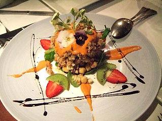 Menjar restaurant Petit Bonet Sant Climent