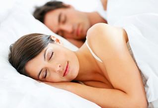 Una dieta sana, ayuda a dormir mejor