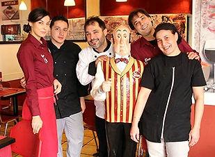 Restaurantes en Sant Boi Cal Vitus