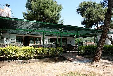 Terraza Les Alzines
