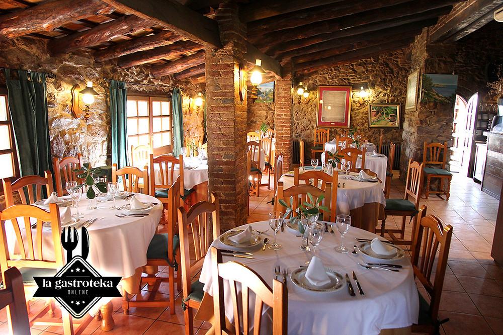 Restaurant begues Celler d'en Sadurní