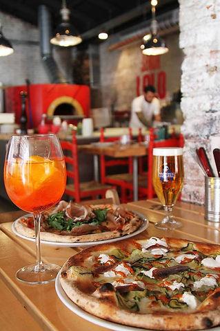 Pizzería en El Prat de Llobregat