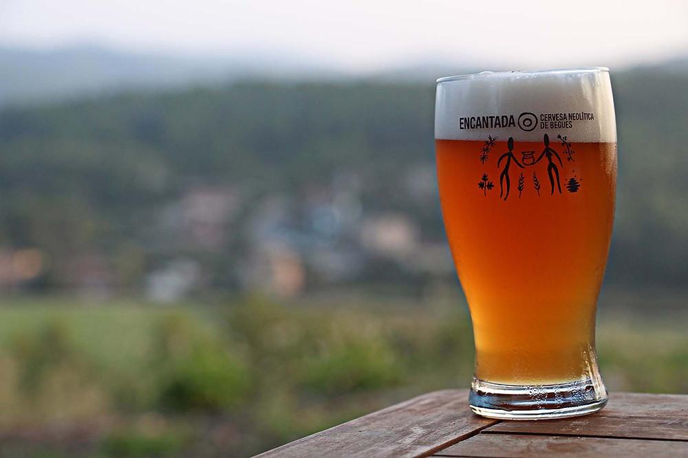 cervesa artesana encantada begues